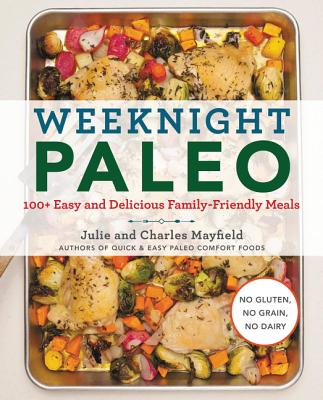 Weeknight Paleo Cover