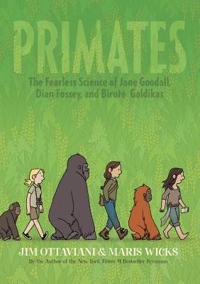 Primates Cover