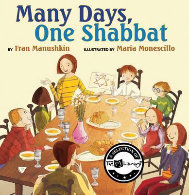 Many Days, One Shabbat Cover Image