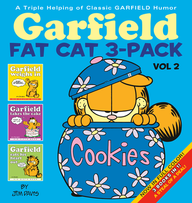 Garfield Fat Cat 3-Pack #2 Cover