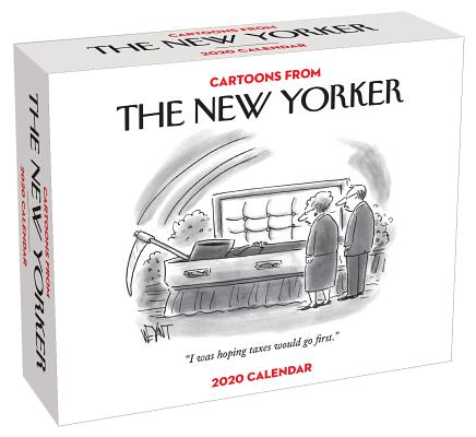 Cartoons from The New Yorker 2020 Day-to-Day Calendar Cover Image