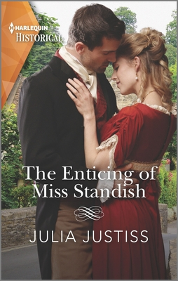 The Enticing of Miss Standish Cover Image