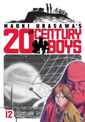 20th Century Boys, Volume 12 Cover