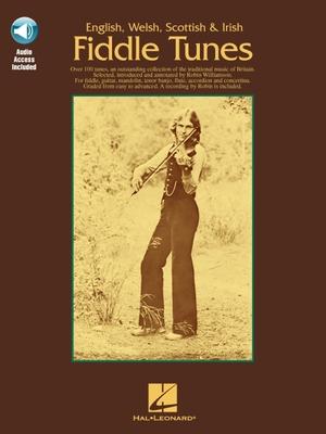 English, Welsh, Scottish and Irish Fiddle Tunes Cover Image