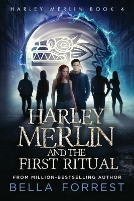 Harley Merlin 4: Harley Merlin and the First Ritual Cover Image