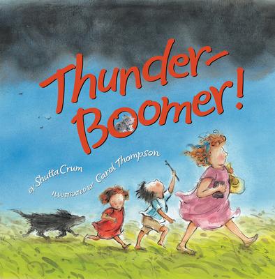 Thunder-Boomer! Cover