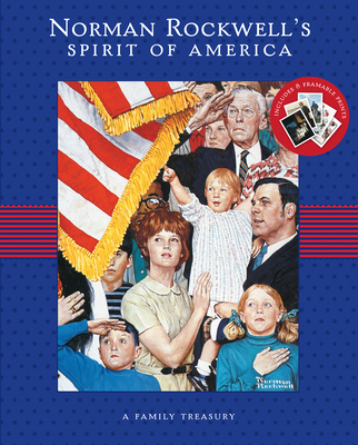 Norman Rockwell's Spirit of America Cover