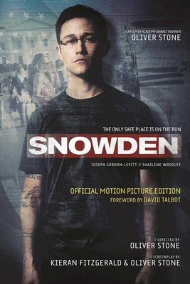 Snowden: The Only Safe Place Is on the Run Cover Image