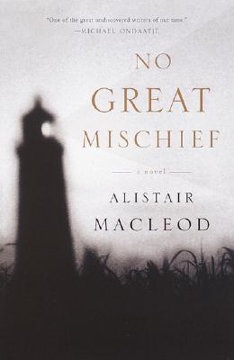 No Great Mischief Cover