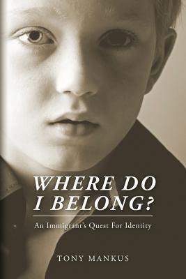 Where Do I Belong? Cover