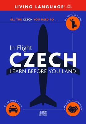 In-Flight Czech: Learn Before You Land Cover Image