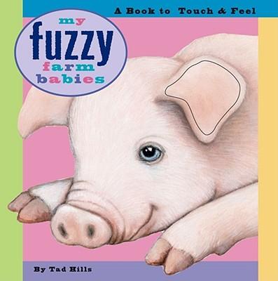 My Fuzzy Farm Babies Cover
