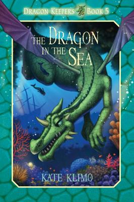 The Dragon in the Sea Cover