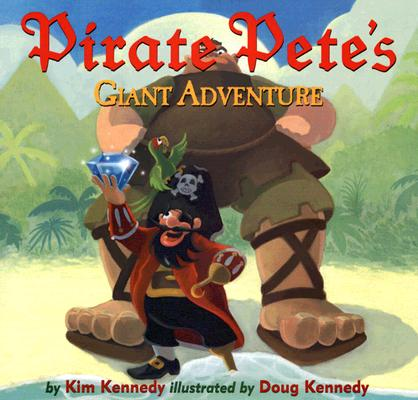 Pirate Pete's Giant Adventure Cover