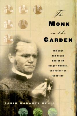 The Monk in the Garden Cover