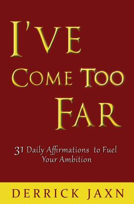 I've Come Too Far Cover Image
