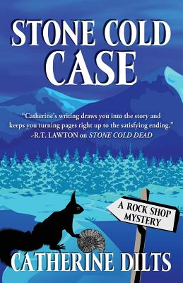 Stone Cold Case (Rock Shop Mystery) Cover Image