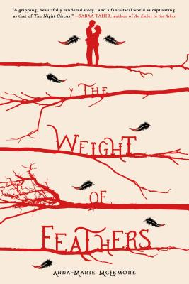The Weight of Feathers Cover