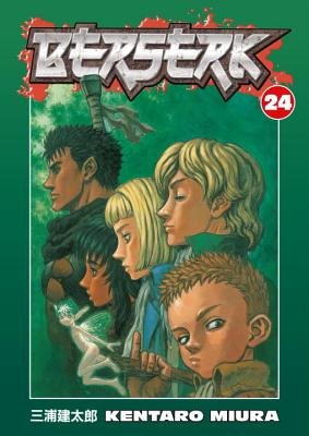 Berserk, Vol. 24 cover image