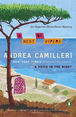 A Nest of Vipers (An Inspector Montalbano Mystery #21) Cover Image