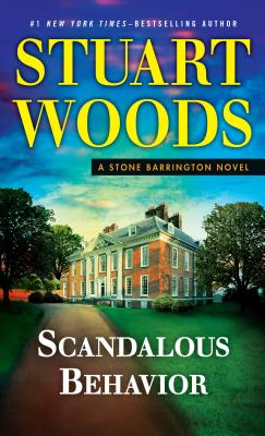 Scandalous Behavior (Stone Barrington Novels) Cover Image