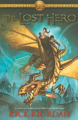 Heroes of Olympus, The, Book One The Lost Hero Cover Image