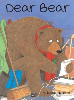 Cover for Dear Bear