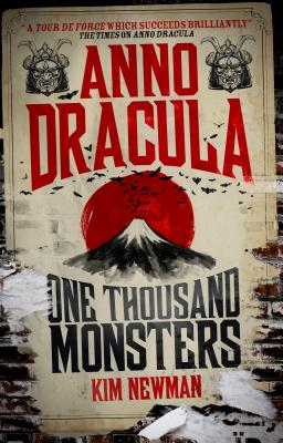 Anno Dracula - One Thousand Monsters Cover Image