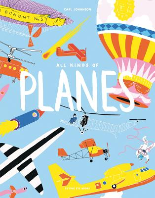 All Kinds of Planes Cover Image