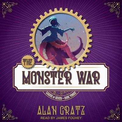 The Monster War Lib/E Cover Image