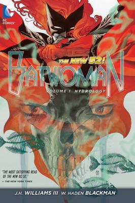 Batwoman Vol. 1 Cover