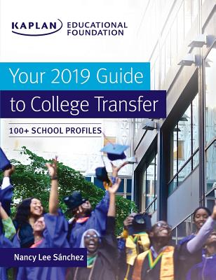 Your 2019 Guide to College Transfer: 100+ School Profiles Cover Image