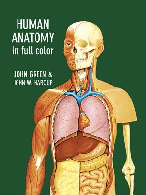 Human Anatomy in Full Color (Dover Children's Science Books) Cover Image