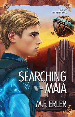 Searching for Maia Cover Image