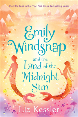 Emily Windsnap and the Land of the Midnight Sun Cover Image
