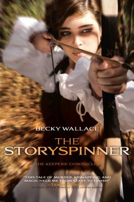 The Storyspinner Cover