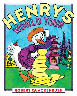 Henry's World Tour (Henry Duck) Cover Image