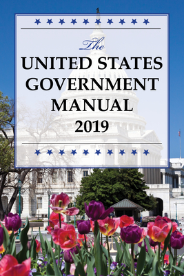 The United States Government Manual 2019 Cover Image