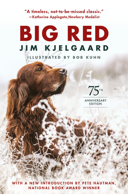 Big Red (75th Anniversary Edition) Cover Image