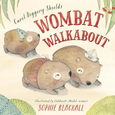 Wombat Walkabout Cover