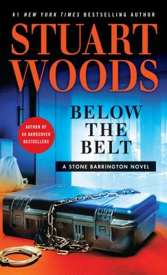 Below the Belt (Stone Barrington Novels) Cover Image