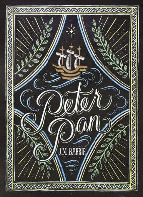 Peter Pan (Puffin Chalk) Cover Image