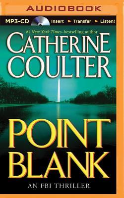Cover for Point Blank (FBI Thriller #10)