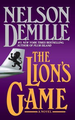 The Lion's Game (A John Corey Novel #2) Cover Image