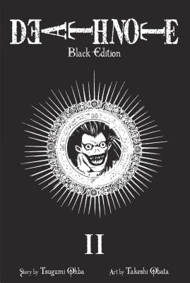 Death Note Black Edition, Vol. 2 Cover Image