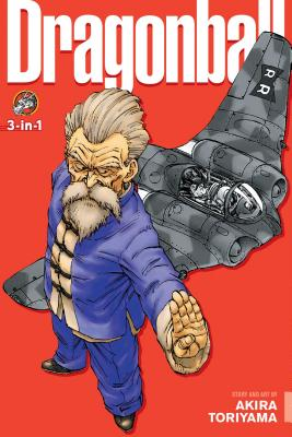 Dragon Ball (3-in-1 Edition), Vol. 02 cover image