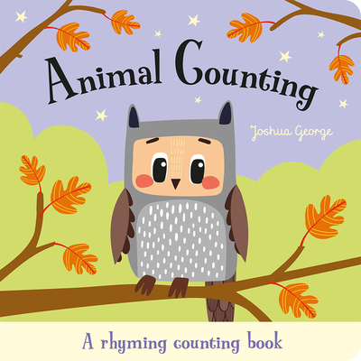Animal Counting (Animal Friends Padded Board Books) Cover Image