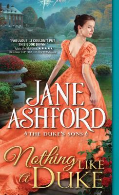 Nothing Like a Duke (Duke's Sons #4) Cover Image