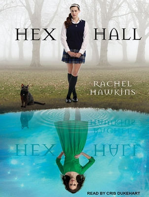 Hex Hall Cover Image