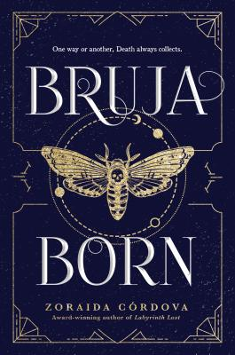 Bruja Born (Brooklyn Brujas #2) Cover Image